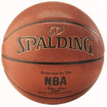 Basketball ball Spalding NBA Gold
