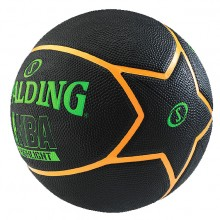 Basketball ball Spalding Neon Highline