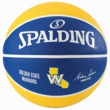 Basketball ball Spalding Golden State Warriors