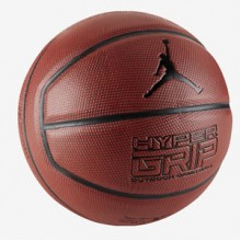 Basketball ball Nike Jordan Hyper Grip Outdoor Brown