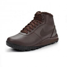 Sports Men`s Shoes Nike Hoodland Leather