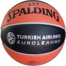 Basketball ball Spalding Euroleaugue TF-500