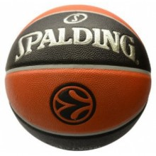 Basketball ball Spalding Euroleaugue Rep TF-500