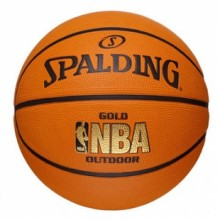 Basketball ball Spalding Gold Out