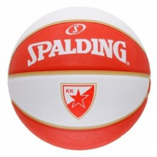 Basketball ball Spalding Red Star Out