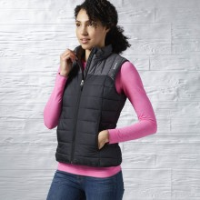 Sports Women`s Vest Reebok Padded 179