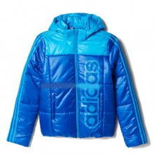 Sports Jacket Kid`s Adidas Linear Padded