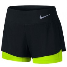 Sports Women`s Shorts Nike Flex 2in1