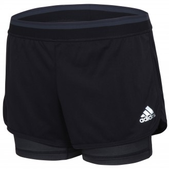 Sports Women`s Shorts Adidas Climachill 884