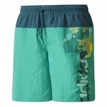 Sports Kid`s Shorts Adidas YB Lin 641