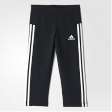 Sports Kid`s Tights 3/4 Adidas 3S TGT 624