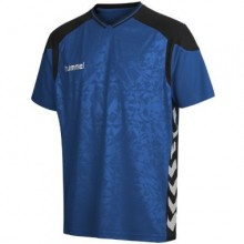 Sports Men`s Jersey Hummel Sirius SS V-Neck 7079