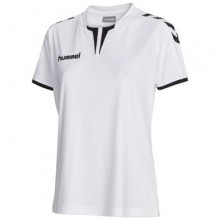 Sports Women`s Jersey Hummel SS Core Poly 9001
