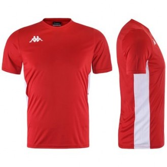 Sports Men`s Jersey Kappa 4 Soccer Wenet 565