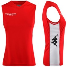 Sports Women`s Jersey Kappa 4 Volley Amila 901