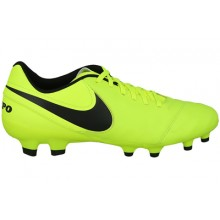Football Boots Men`s Nike Tiempo Genio II 707