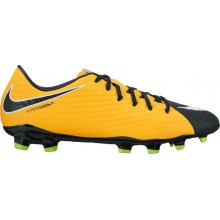 Football Boots Men`s Nike Hypervenom Phelon III FG 801