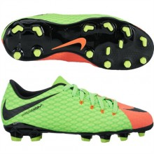 Football Boots Kid`s Nike Hypervenom Phelon III 308