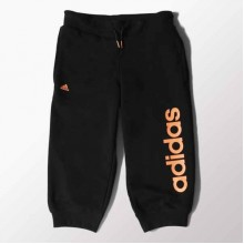 Sweat Pants Kid`s 3/4 Adidas Essentials Linears 146