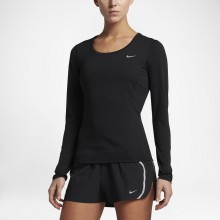 Sports Women`s T-Shirt Nike Dri-Fit Contour 010