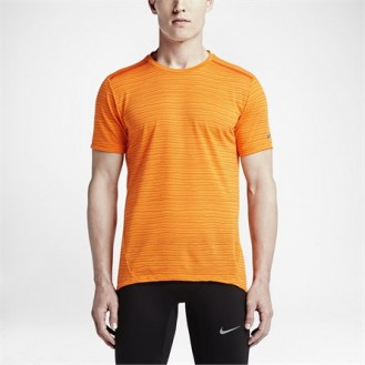 Sports Men`s Shirt Nike Tailwind Stripe 868