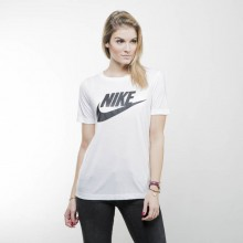 Sports Women`s T-Shirt Nike Essential Top 100