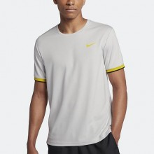 Sports Men`s T-Shirt Nike Court Dry Top Team 092
