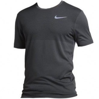 Sports Men`s T-Shirt Nike Tailwind Zonal Cooling Relay 060