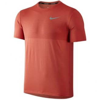 Sports Men`s T-Shirt Nike Tailwind Zonal Cooling Relay 852