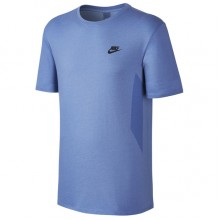 Sports Men`s T-Shirt Nike Tech Bonded 436