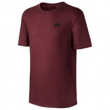 Sports Men`s T-Shirt Nike Tech Bonded 677