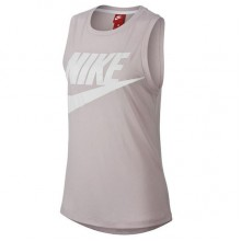 Sports Women`s Shirt Nike Essential Muscle 699