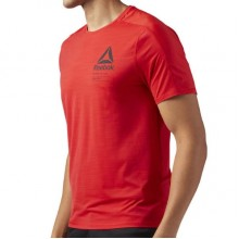 Sports Men`s T-Shirt Reebok Activchill Graphic 749