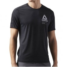 Sports Men`s T-Shirt Reebok Activchill Graphic 753