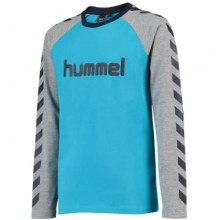 Sports Kid`s Shirt Hummel Boys LS 8729