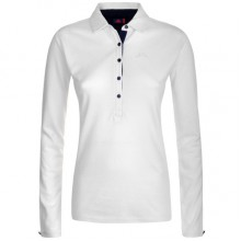Sports Women`s Polo Shirt Kappa Evie 901