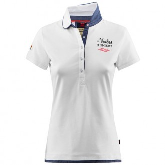 Sports Women`s Polo T-Shirt Kappa Liriope 001