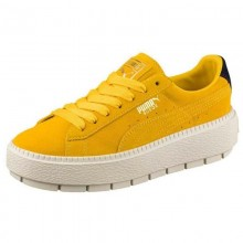 Sports Women`s Shoes Puma Platform Trace 03