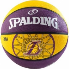 Basketball ball Spalding LA Lakers