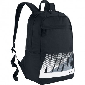 Sports backpack Nike Classic Sand Black L ed50ed2d0912d