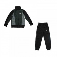 Sweatsuit kids Nike Track Suit Pack Poly Grey