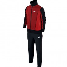 Sweatsuit kids Nike Track Suit Pack Poly Red