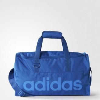 Sports bag Adidas Linear Performance Small Team Blue 863fda334f