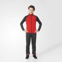 Track suit kids Adidas Entry Closed Red