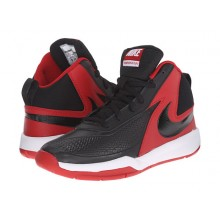 Sports kids shoes Nike Team Hustle D 7 Red