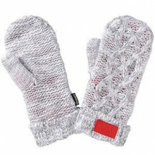 Winter gloves Adidas W CW Cable 2