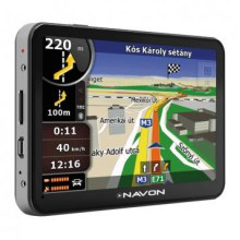 "GPS navigation Navon 4.3""-2"