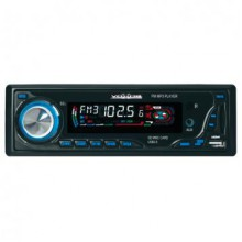 Car radio AM, FM, MP3/MP4