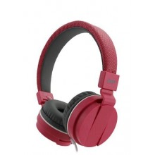 Headphones MS Industrial Beat 2 Red