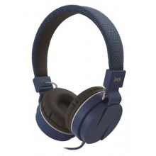 Headphones MS Industrial Beat 2 Blue